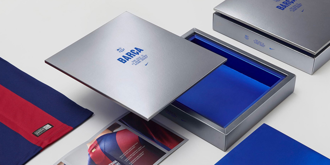 Premium FCB Jersey Packaging 2015