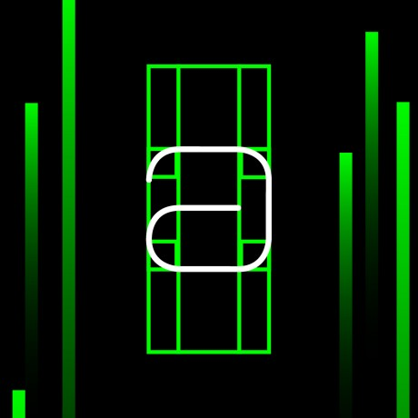 Bended font